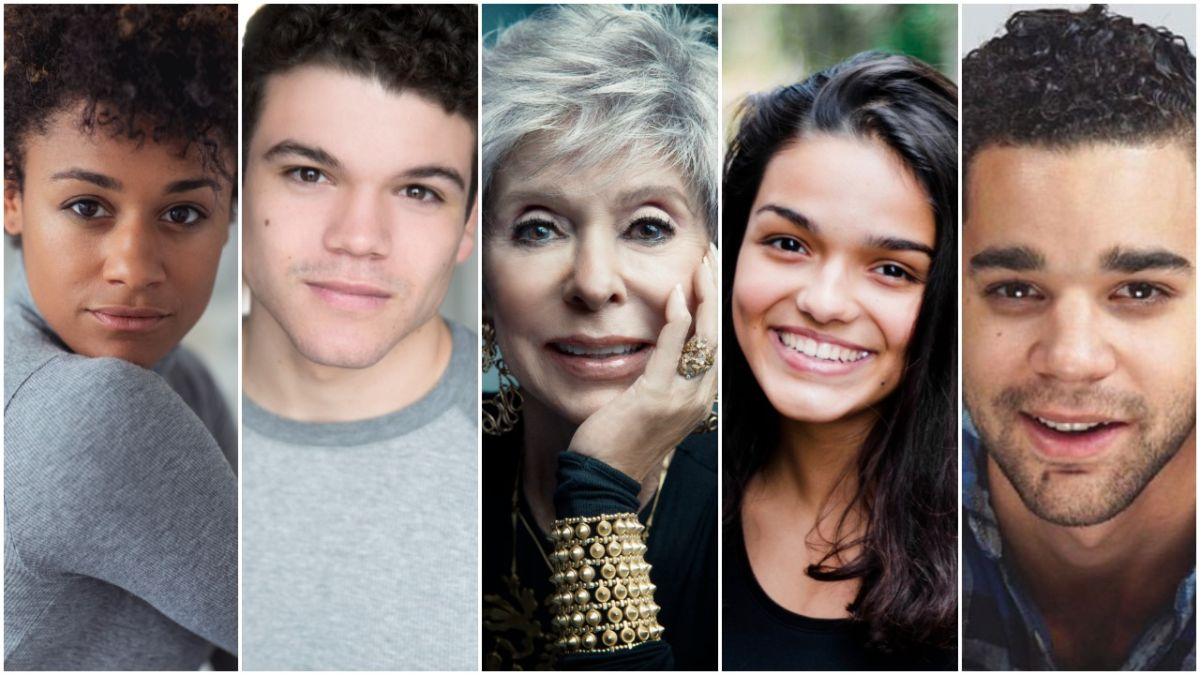 Actores latinos destacan en elenco del nuevo West Side Story de Steven Spielberg