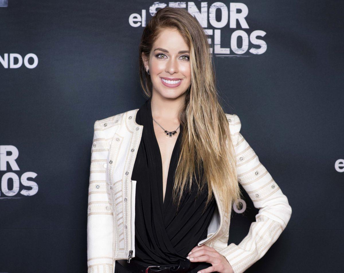 Actriz de El señor de los cielos, Fernanda Castillo