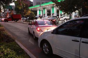 Caos en la Ciudad de México por desabasto de gasolina, AMLO pide paciencia