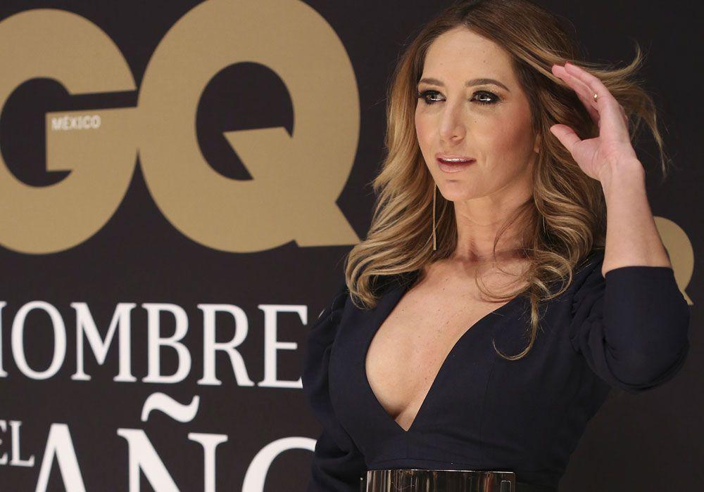 """¡Suertuda!: el """"pack"""" del novio de Geraldine Bazán causó estupor por indiscreta foto"""