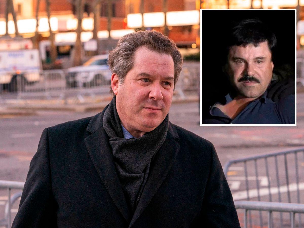 """¿Qué quiso probar la defensa de """"El Chapo"""" con el único testigo que presentó en el juicio?"""