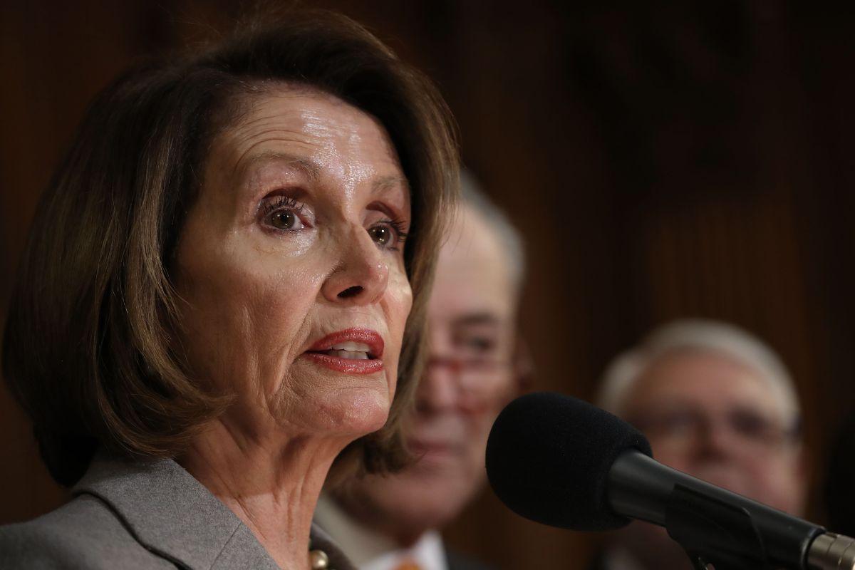 Nancy Pelosi devastada por la muerte de su hermano