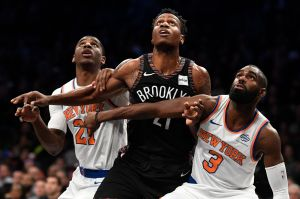 Los Nets mandan en el basket de Nueva York: Knicks caen en Brooklyn
