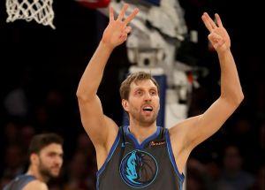 El Garden ovaciona a Nowitzki en cómoda victoria de Mavs sobre Knicks