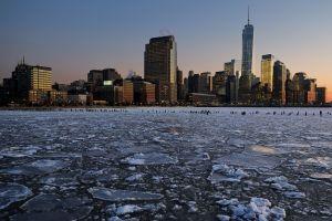 Vórtice polar traerá temperaturas congelantes a todos los estados la próxima semana
