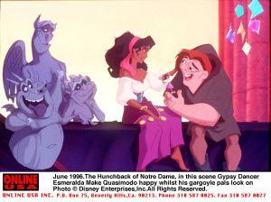 """Disney prepara la película live-action de """"El Jorobado de Notre Dame"""""""