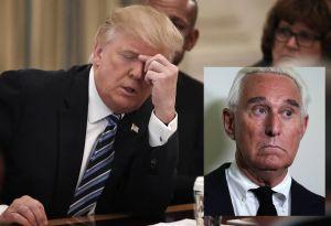 Trump en problemas, Roger Stone no descarta traicionarlo y colaborar con Robert Mueller