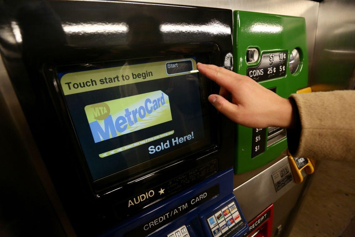 Señor Alcalde, necesitamos que incluya el descuento para las Metrocards en el presupuesto