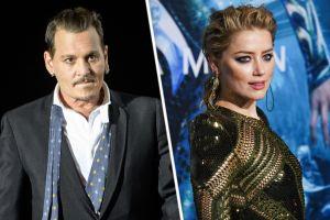 Johnny Depp acusa a Amber Heard de mentir sobre donación