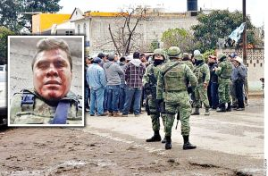 Un muerto y militares en operativo contra robo de gasolina en Hidalgo