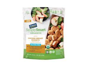 Retiran nuggets orgánicos de pollo que no tienen gluten, pero sí trozos de madera