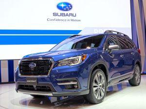Conoce el nuevo Subaru Ascent 2019: el SUV que todos quieren