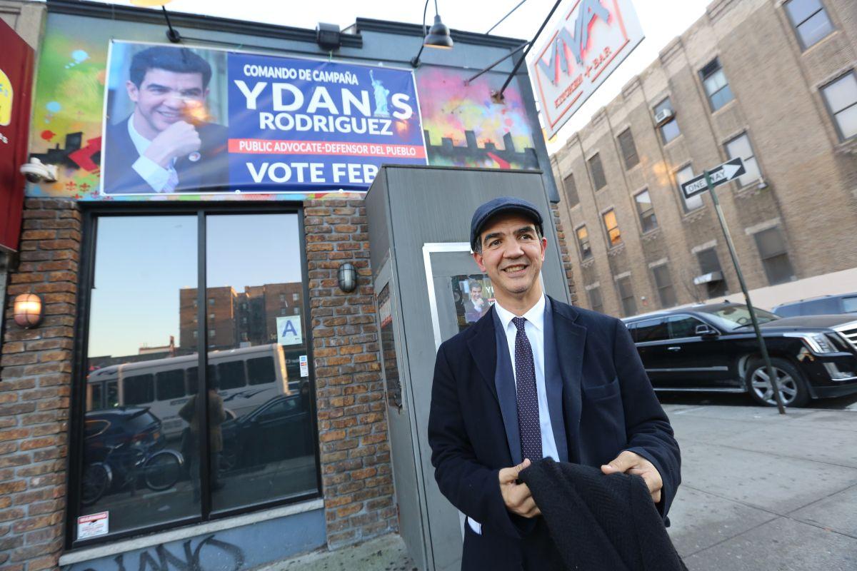 Ydanis Rodríguez cuenta por qué quiere ser Defensor del Pueblo
