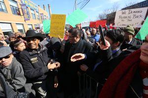 Concejal Rubén Díaz reafirma que no renunciará por sus comentarios y denuncia discriminación