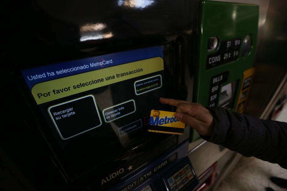 Pasajeros rechazan aumentos en los costos de la MetroCard