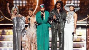 ¿Quién dirige el mundo? preguntó Michelle Obama en su aparición sorpresa en los Grammy's