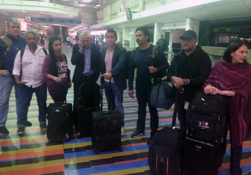 Jorge Ramos y equipo de Univision Noticias deportados de Venezuela
