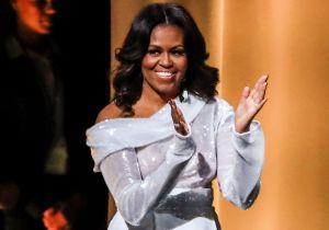 Michelle Obama expone los divertidos mensajes de texto que recibe de su mamá