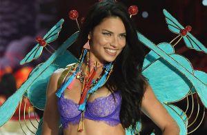 Adriana Lima presume su figura con leggins en campaña para Puma
