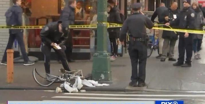 Cada 2 días muere alguien en el asfalto de Nueva York; suben 30% los accidentes fatales