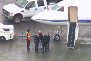 En fotos: así fue el tremendo susto que se llevaron Jennifer Aniston y Courteney Cox cuando volaban a México