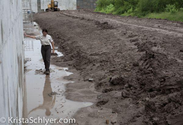 Empieza la construcción del Muro, otra Vez
