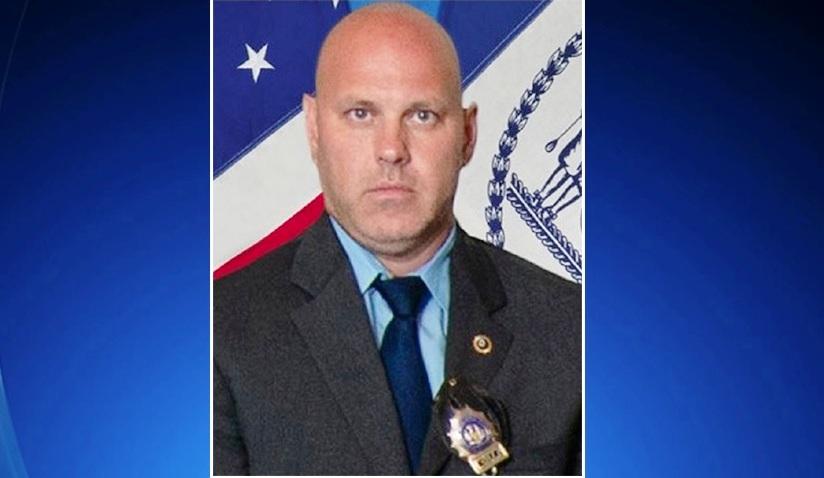 El detective Brian Simonsen murió al responder a un robo