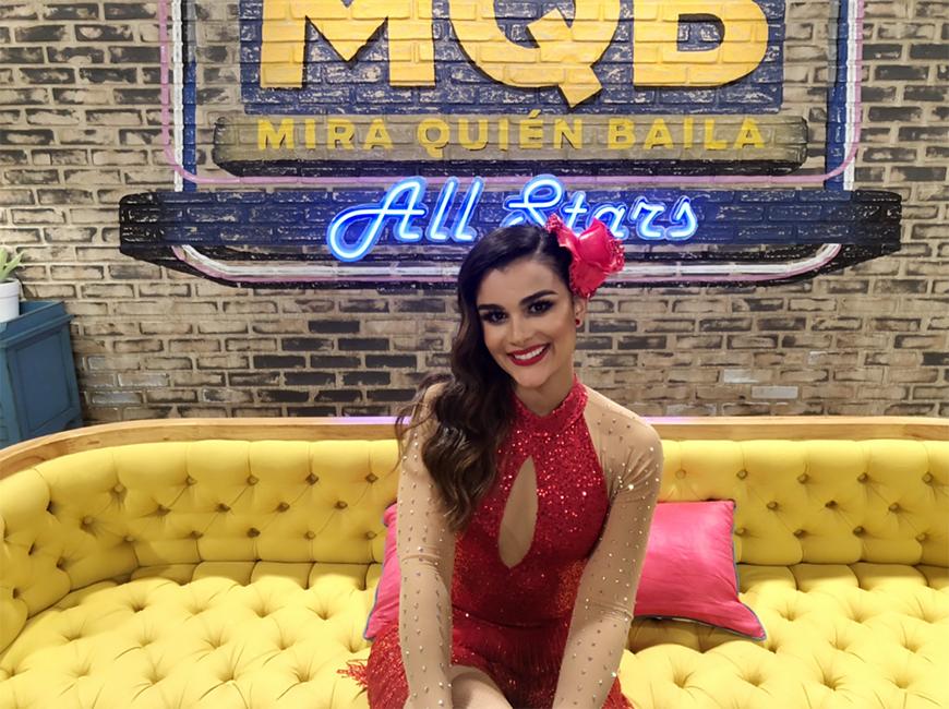 """Clarissa Molina después de ganar 'Mira Quién Baila': """"Nunca esperé que me nombraran"""""""