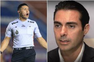 Increíble: Ernesto D'Alessio propone cárcel para los 'árbitros vendidos'
