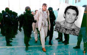 Niegan prisión domiciliaria a Félix Gallardo, autor de la muerte de agente de la DEA