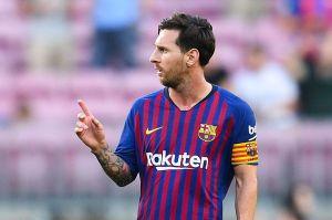 Messi también llegó a hacer un 'Kepa' ¿La prensa y la opinión pública lo juzgaron igual?