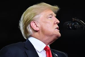 """Trump prepara su primer """"veto"""" si el Congreso aprueba bloquear su emergencia nacional"""