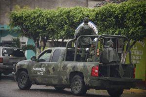600 oficiales federales a Veracruz para batallar contra Jalisco Nueva Generación tras asesinato de Susana Carrera