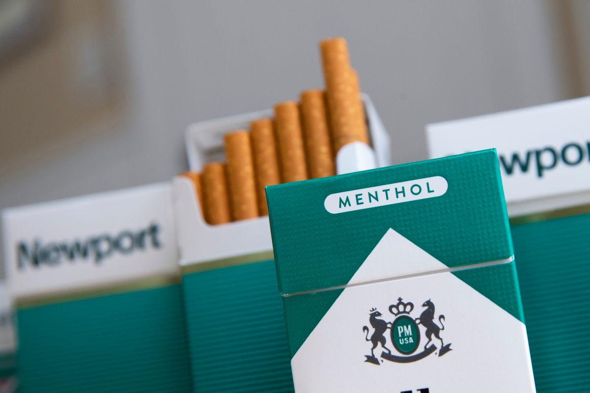 ¡Es oficial!, FDA prohibirá los cigarrillos con mentol y los puros de sabores