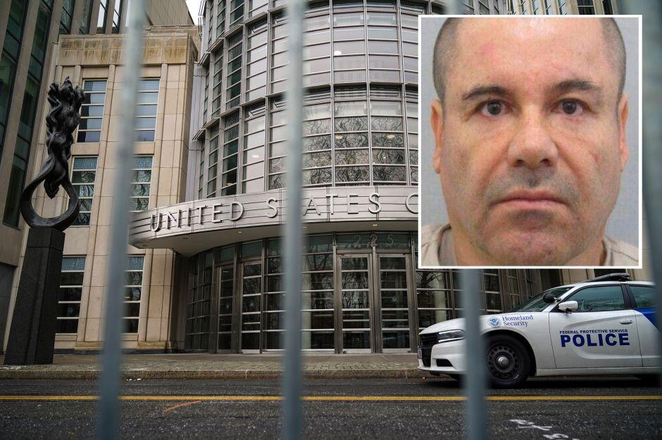 """Cerca al veredicto sobre """"El Chapo"""" revelan que la Corte de Brooklyn hizo simulacros de tiroteos"""