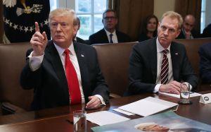 La duda del Secretario de Defensa sobre la emergencia nacional declarada por Trump