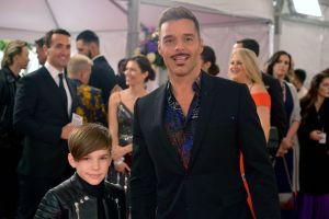 Mira por qué Matteo, el hijo de Ricky Martin, se robó los reflectores y el corazón del público