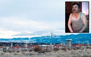 """Reportan daños a """"El Chapo"""" en Supermax de Colorado"""