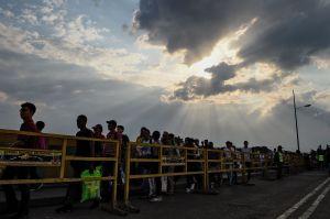 Arrestan a cinco con tres cabezas humanas en un bulto en frontera de Venezuela con Colombia