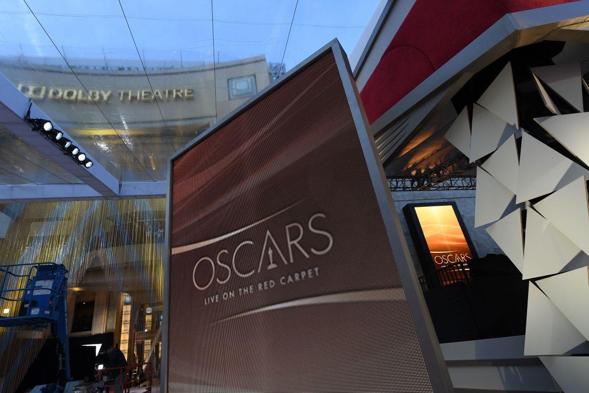 Los premios Oscar 2019.