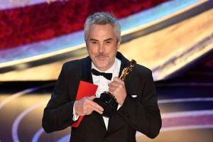 """""""Roma"""" de Alfonso Cuarón hace historia y se lleva el Oscar a mejor película extranjera"""