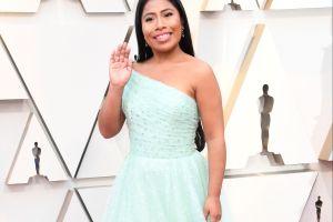 La actriz Yalitza Aparicio confiesa que padece una enfermedad que afecta su rostro