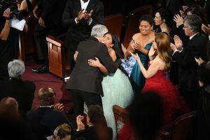Aún sin ganar Mejor Película, 'Roma' hizo historia en los Oscars