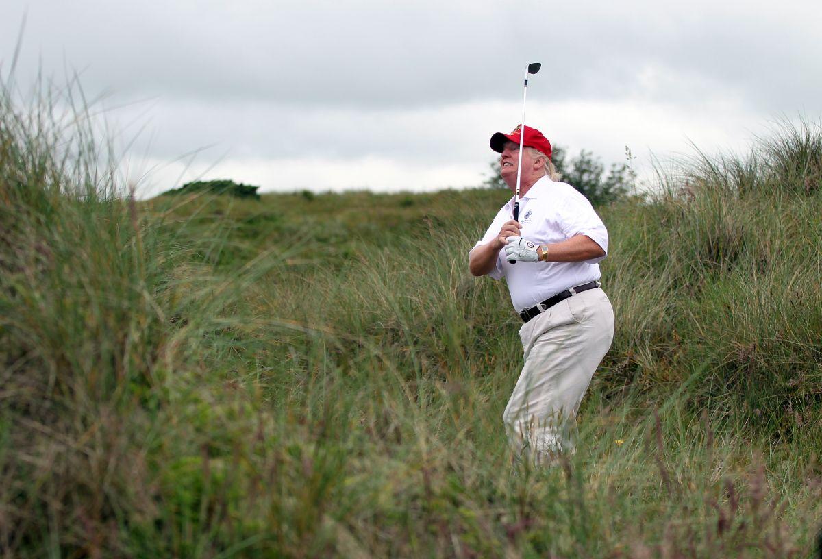 Trump está de acuerdo con un horario de verano permanente