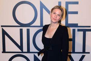 FOTOS: Renée Zellweger sorprendió a todos con su presencia en la fiesta de Vanity Fair