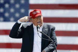 La insólita petición de la fundación de Trump al Congreso