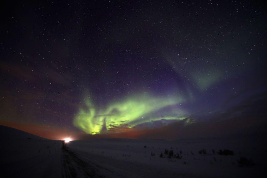 Cómo ver la aurora boreal cuando aparezca en Estados Unidos esta semana