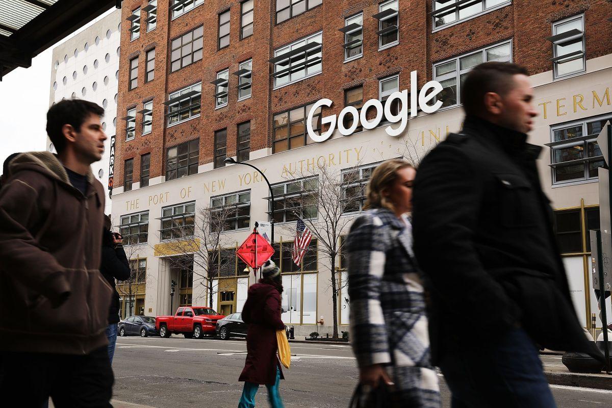 Hombres fueron víctimas de discriminación salarial en Google