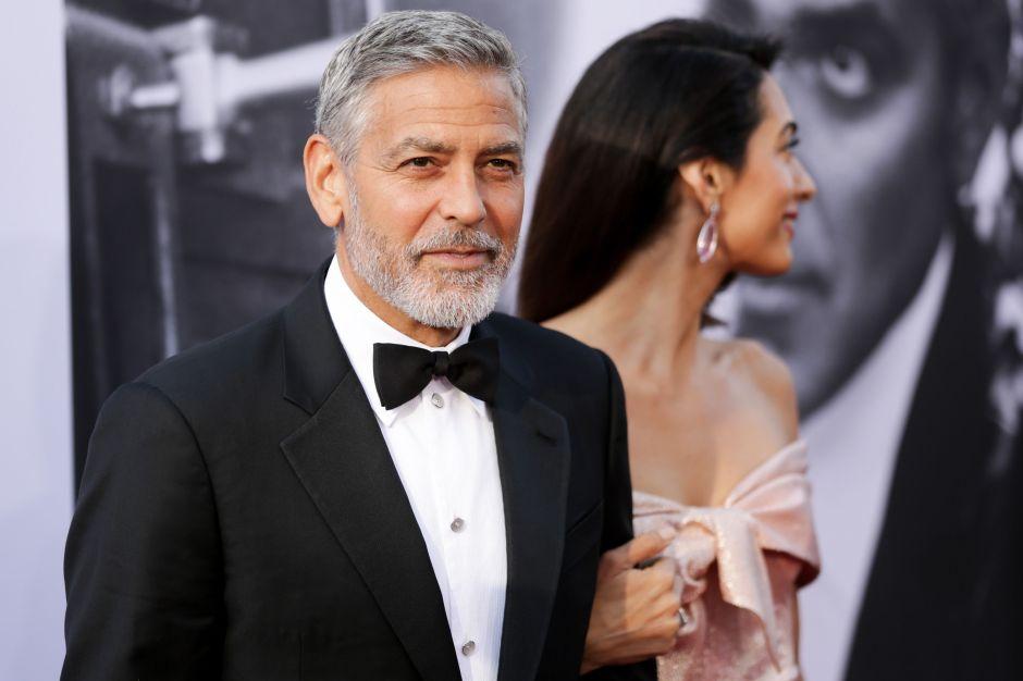 ¿George Clooney será padrino del hijo de Meghan Markle? Él responde
