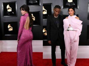 Así desfilaron los famosos en la alfombra roja de los premios Grammy